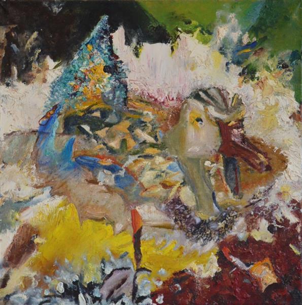 duck, 2015 - Nathaniel Hale Garnon