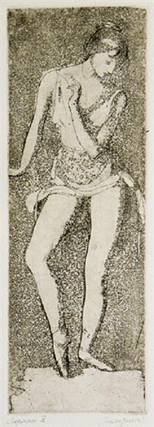 Ballerina, 1963 - Zoe Lerman