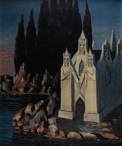 La Chapelle, 1937 - Boleslas Biegas