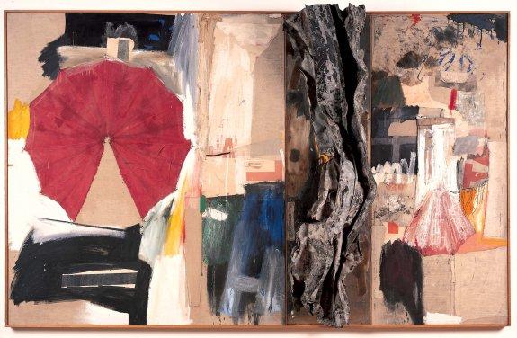Allegory, 1960 - Robert Rauschenberg