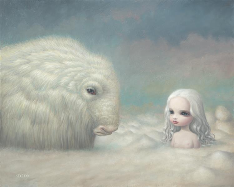 Heaven, 2008 - Mark Ryden