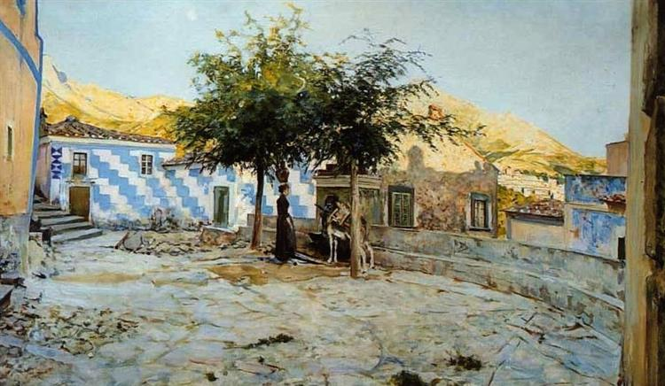 Poggio, 1888 - Telemaco Signorini