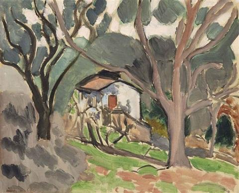 La Maisonnette, 1919 - Henri Matisse