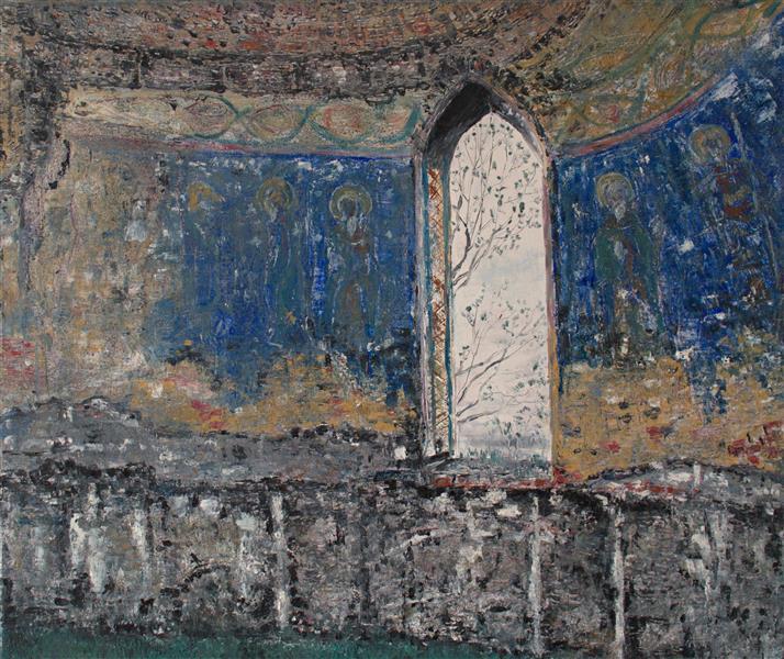 Holy Wall - Stefan Pruteanu