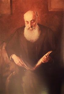 Portrait of Petko Mashev - Georgi Mashev