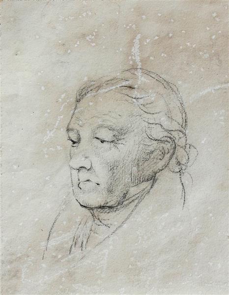 Retrato De Goya - Rosario Weiss Zorrilla