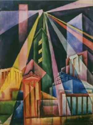 Perspectives, 1926 - Konrad Zuse