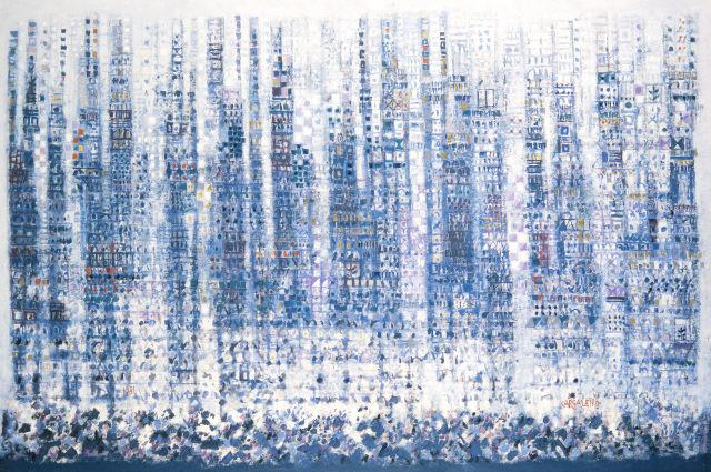 Ribatejo – Flores E Azulejos - Manuel Cargaleiro
