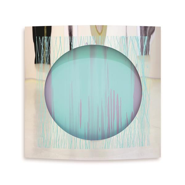 Turquoise Enamel - Rashid Al Khalifa