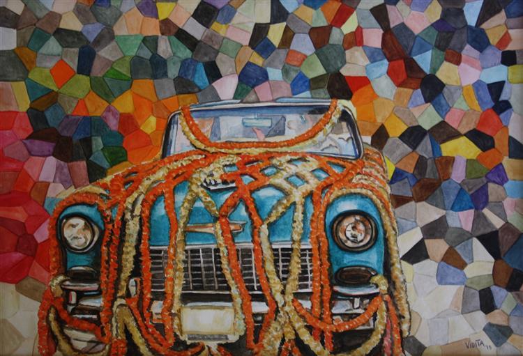 Chevy Mosaic - Vidita Singh