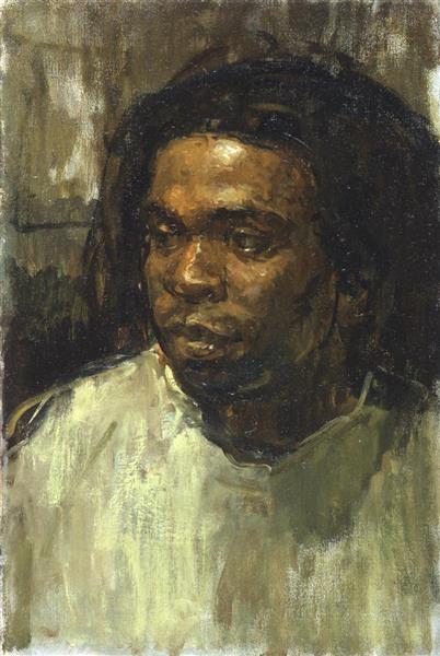 Portrait of Olivier - Martin Yeoman