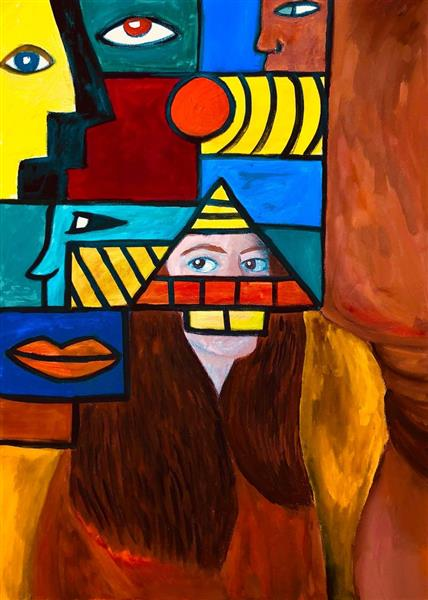 The Mask - Mihnea Cernat