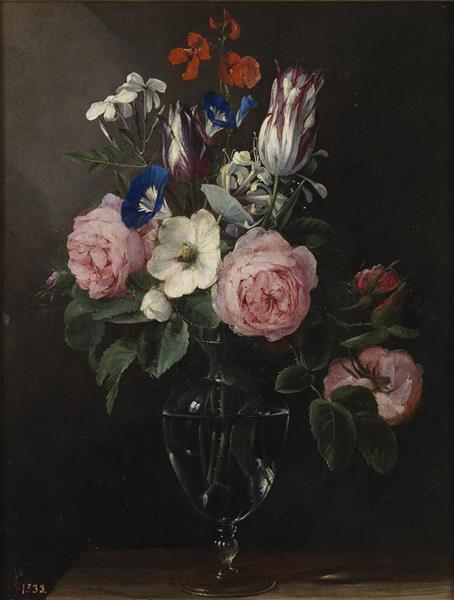 Vase of flowers, 1600 - 1625 - Jan Brueghel the Elder