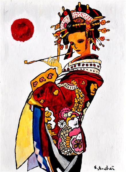 The Emblem of Japan - Noktys Nokte