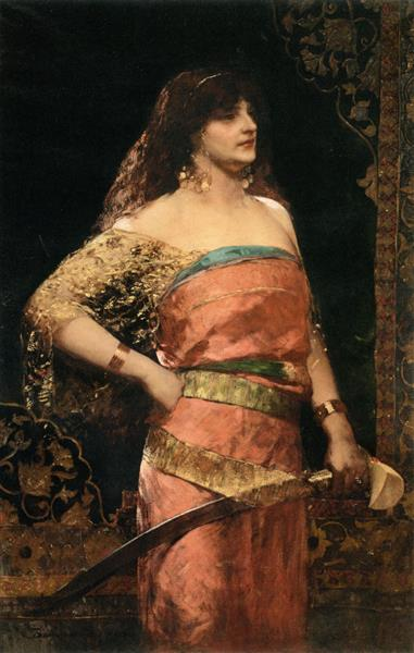 Judith - Benjamin Constant