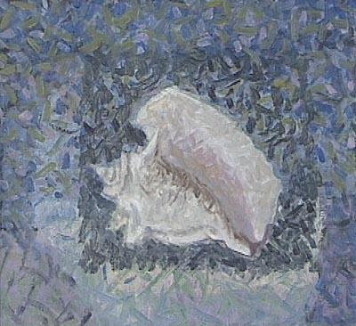 Seashell, 2000 - Elena Bontea