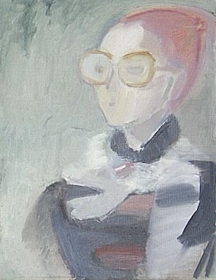 Artist Portrait, 1980 - Elena Bontea