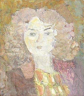 Student portrait - Elena Bontea