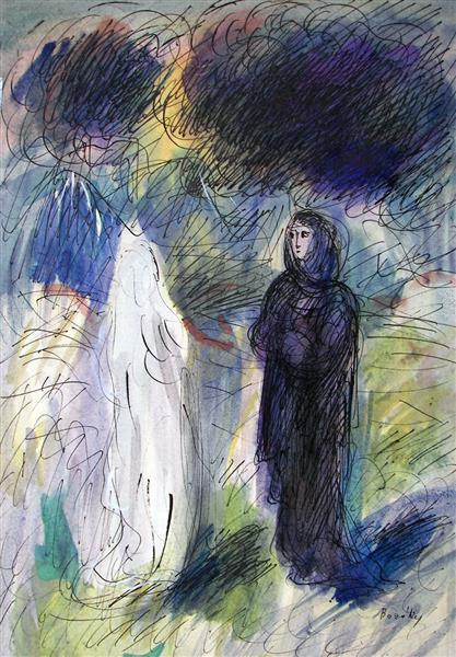 Rilke: The Duino Elegies, 1984 - Maria Bozoky