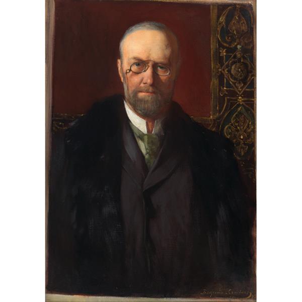 John Brooks Henderson, 1895 - Jean-Joseph Benjamin-Constant