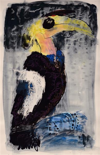 Hornbill, 1956 - Rudolf Láng