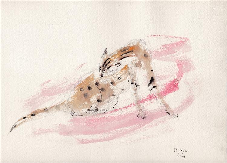 Ocelot, 1959 - Rudolf Láng