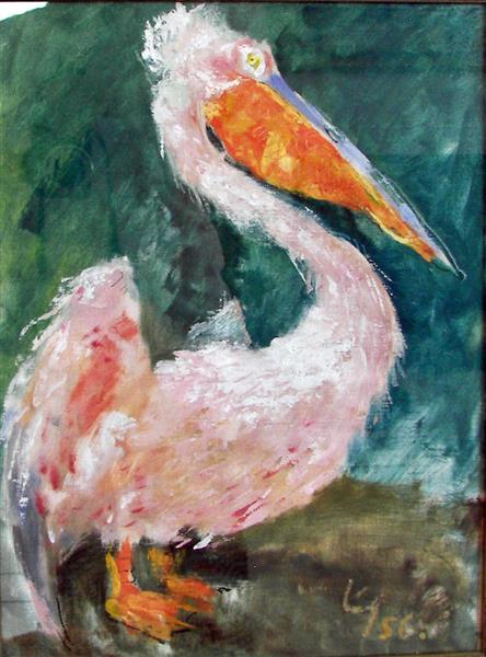 Pelican, 1956 - Rudolf LÁNG
