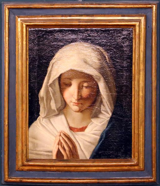 Madonna Orante - Giovanni Battista Salvi