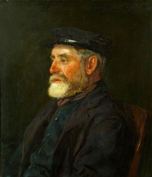 Thomas Green, 1899 - Frederick George Cotman