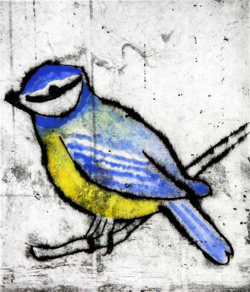 Blue Tit, 2007 - Richard Spare