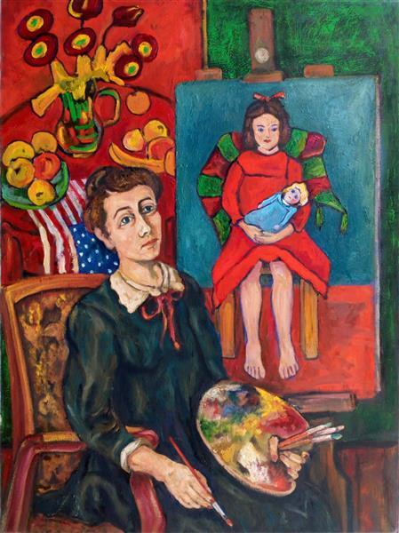 Gabriele Munter 1877-1962, 2017 - Andrey Allakhverdov