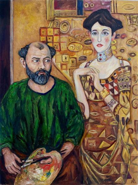Gustav Klimt, 2015 - Andrey Allakhverdov