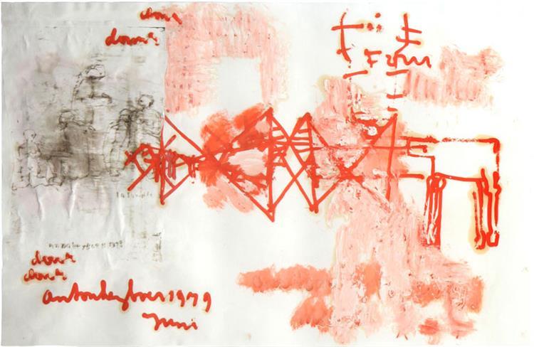 Four, 1979 - Anton Heyboer