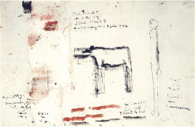 Relative In Conscience, 1972 - Anton Heyboer