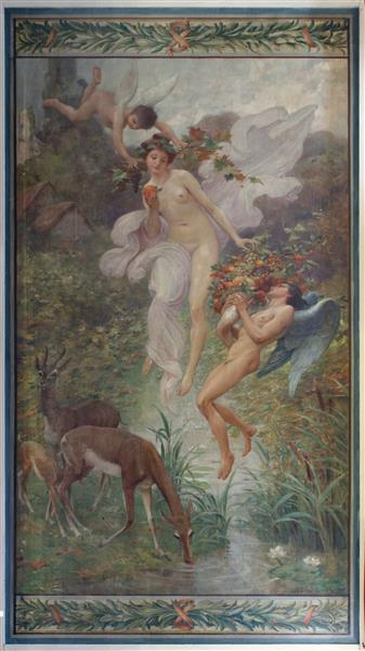 Le Goût, 1907 - Lionel Noel Royer