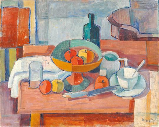 Still Life, c.1920 - c.1930 - János Kmetty