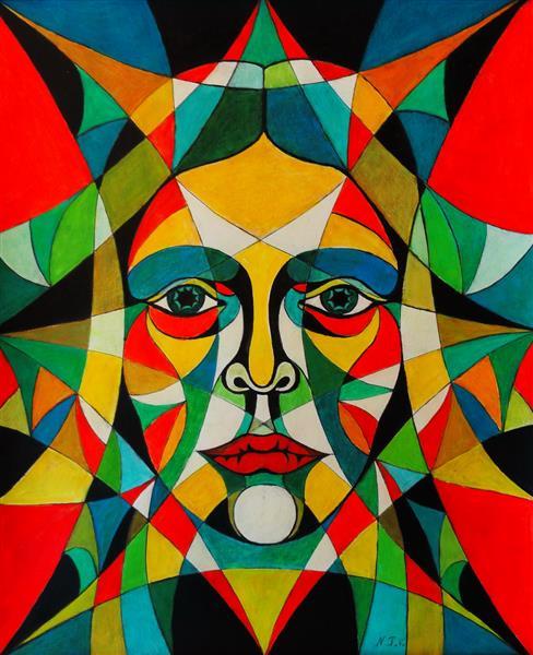 Kaleidoscope, 2019 - Nina Tokhtaman Valetova