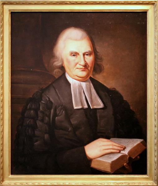 John Witherspoon - Rembrandt Peale