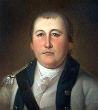 William Washington - Rembrandt Peale