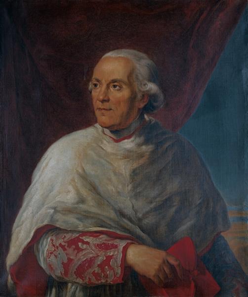 Cardinal Benedetto Naro - Vincenzo Camuccini
