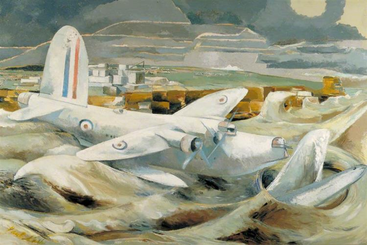 Defence of Albion, 1942 - Paul Nash