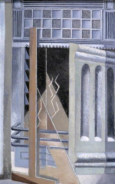 Lares, 1929 - 1930 - Paul Nash