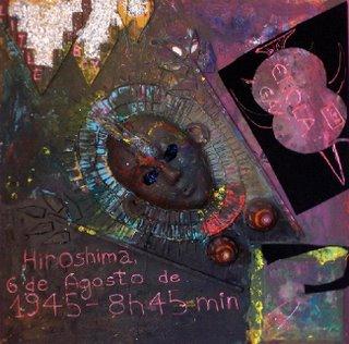 Hiroshima 6 De Agosto De 1945   8h45min, 2007 - Paulo Fontes