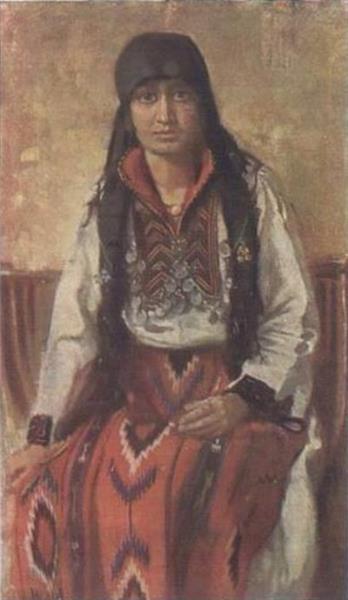 Mama from Radibush, Krivopalakaneco, 1929 - Ivan Mrkviсka