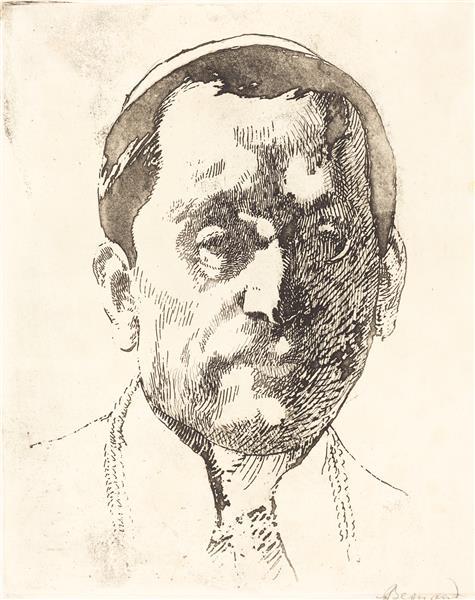 Pope Benedict Xv, 1917 - Paul-Albert Besnard