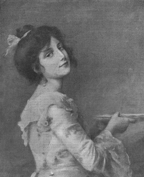 Blondina, c.1911 - Joan Brull