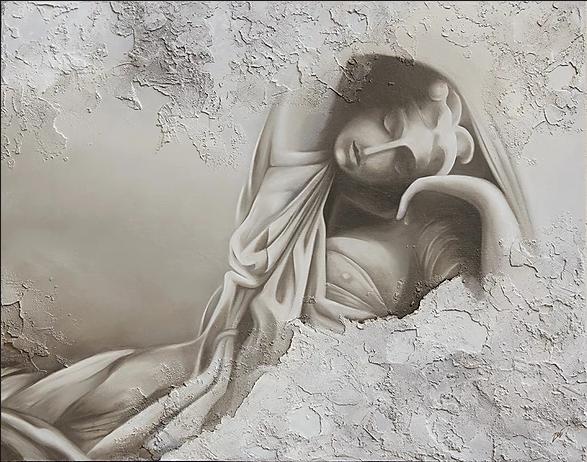 Sleeping Ariadne - Zoe Marmentini