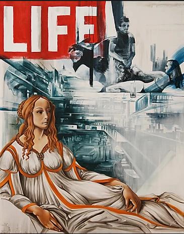 Life & Botticelli - Zoe Marmentini