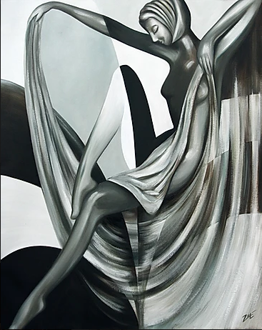 Figurine - Zoe Marmentini