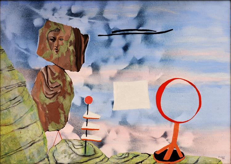 Obraz, 1932 - Jindrich Styrsky